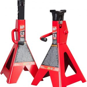 Big Red 6 Ton Jack Stands