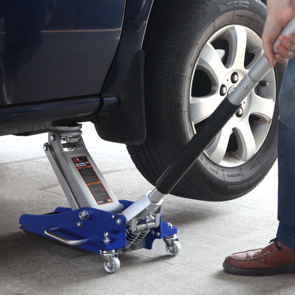 how to choose the floor jack