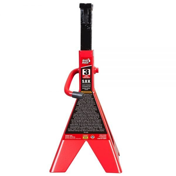 BIG RED T43006 Torin Steel Jack Stands