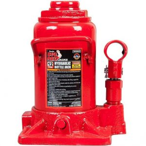 Torin 12 Ton bottle jack